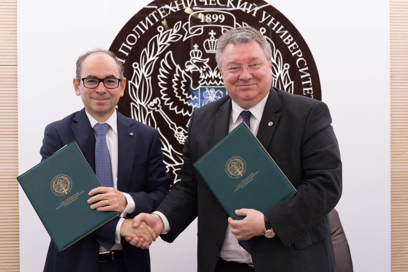 «АВТОВАЗ» и Санкт-Петербургский политехнический университет договорились о сотрудничестве
