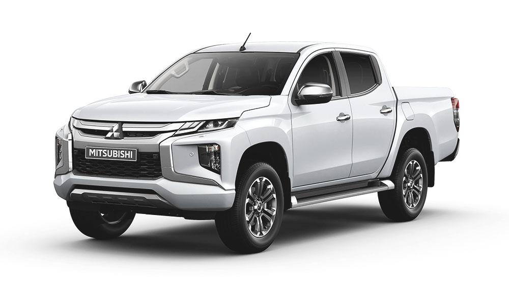 Mitsubishi раскрыл подробности об обновлённом пикапе L200 для России