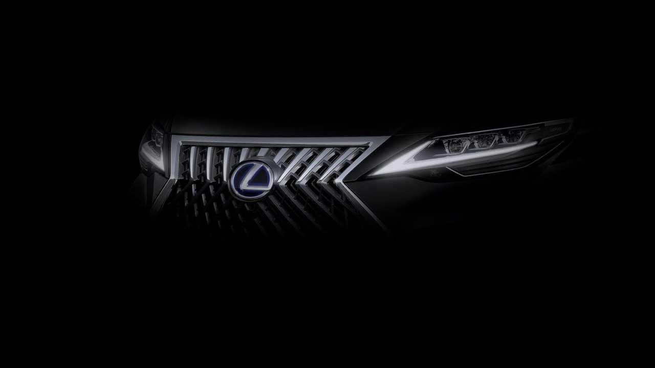Компания Lexus начнёт выпускать минивэны