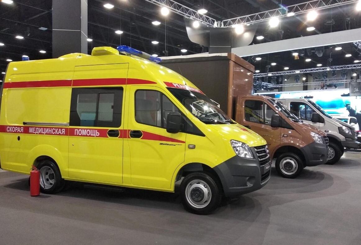 «Группа ГАЗ» представила новый модельный ряд семейства NEXT