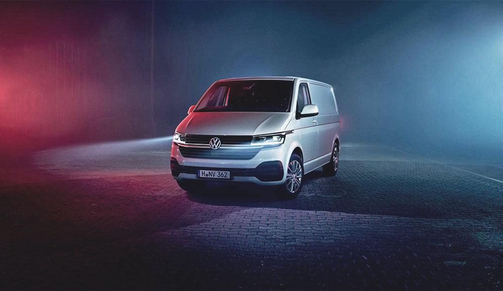 Volkswagen представил новую версию фургона Transporter