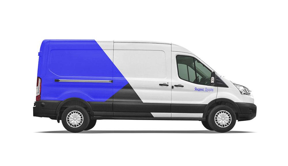 Фургоны Ford Transit теперь доступны для пользователей сервиса «Яндекс.Драйв»