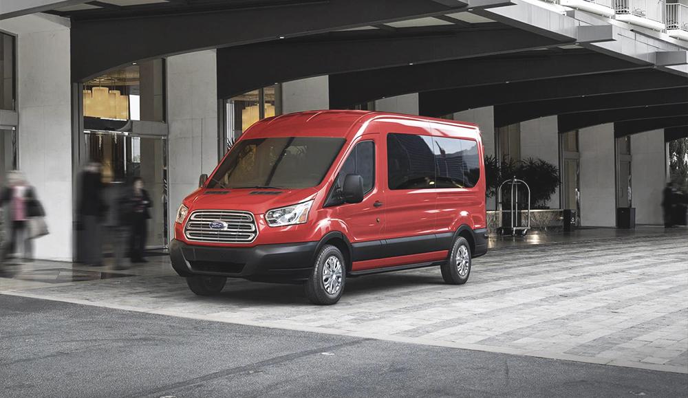 Фургон Ford Transit можно приобрести в лизинг со скидкой