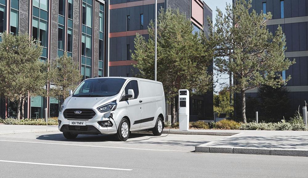 Будущее коммерческих автомобилей Ford