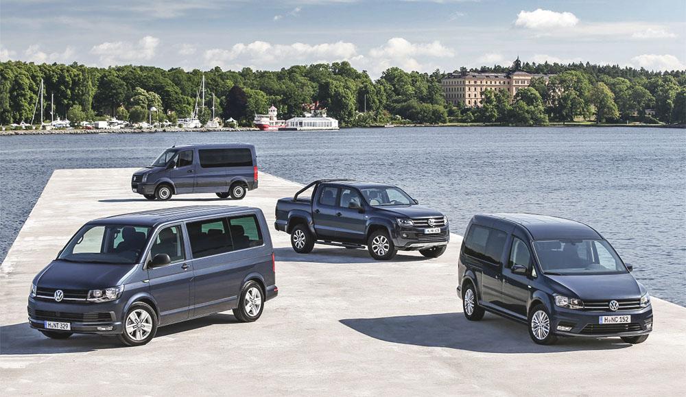 Статистика продаж коммерческих автомобилей Volkswagen в первом квартале 2019 года