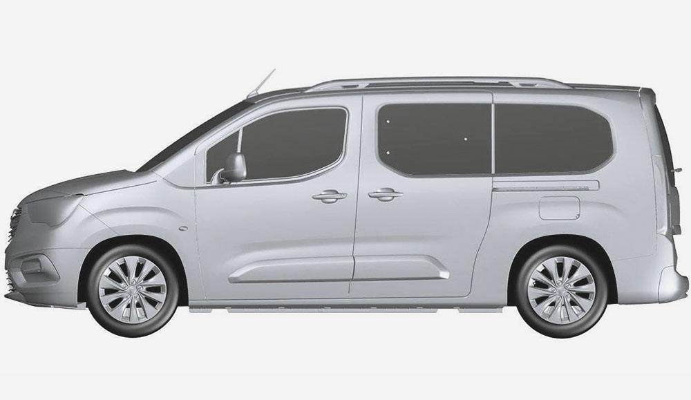 Каким будет новый Opel Combo для России