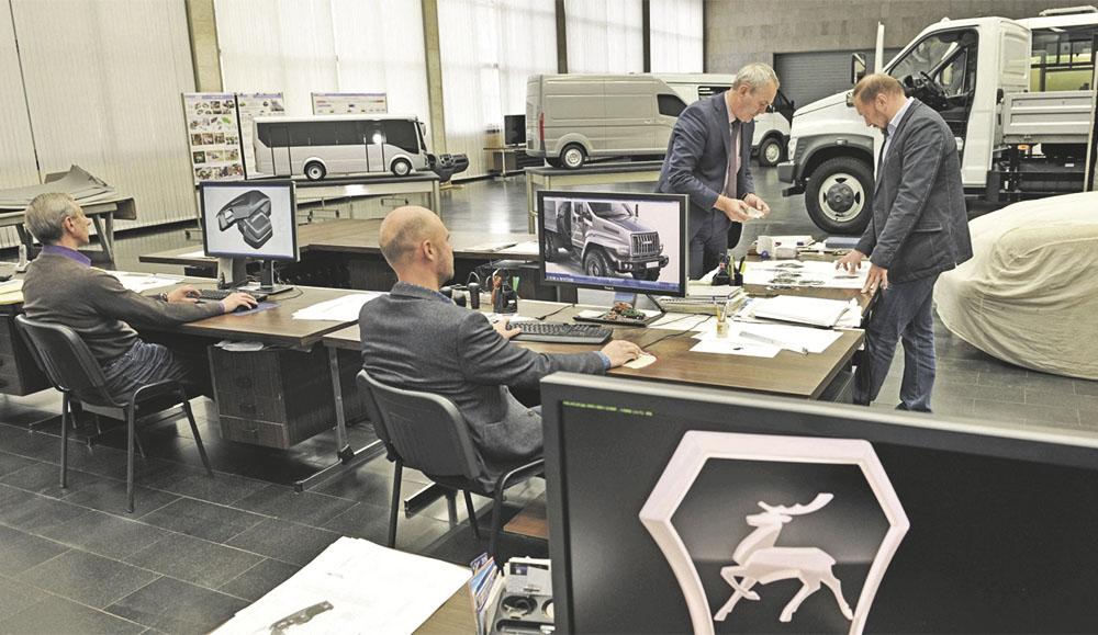 Своё 90-летие отмечает конструкторская школа Горьковского автозавода