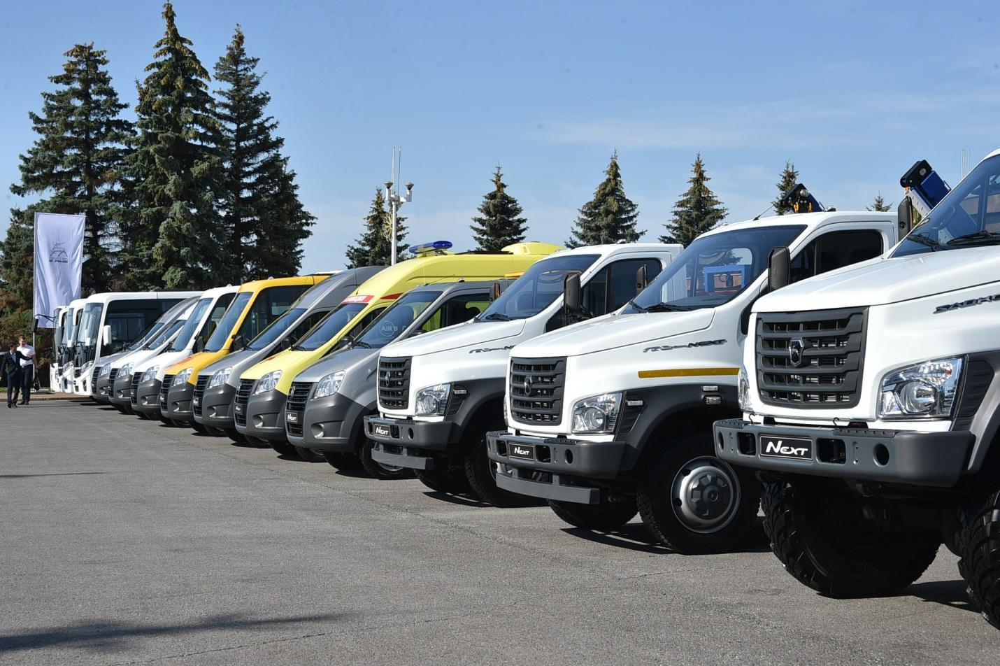 «Группа ГАЗ» и Правительство Башкортостана подписали договор о сотрудничестве