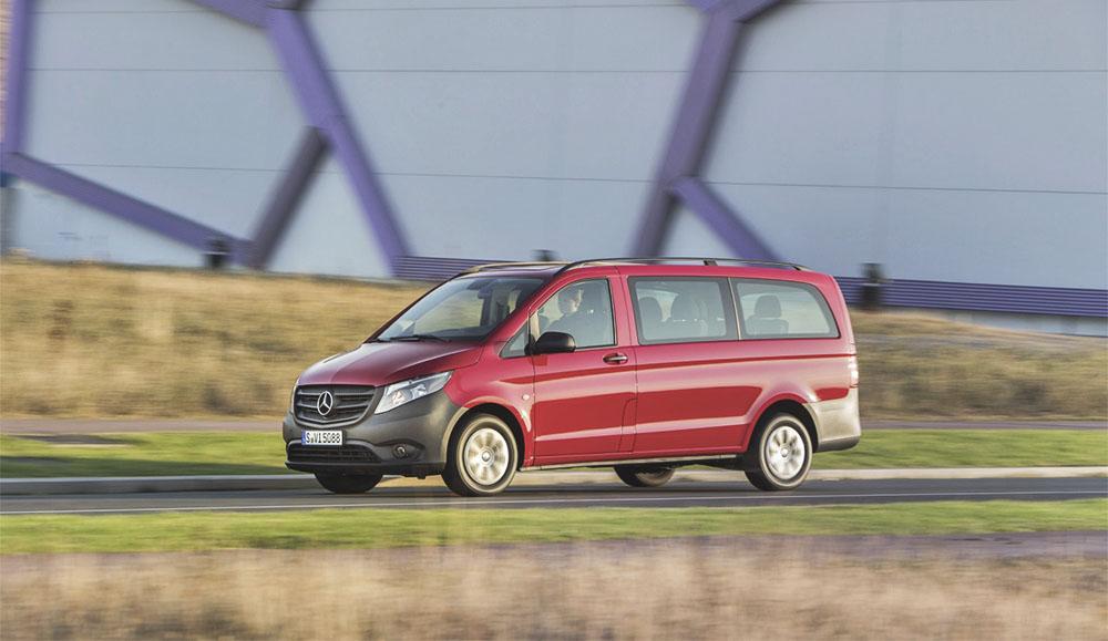Для покупателей Mercedes-Benz Vito доступны специальные кредитные условия