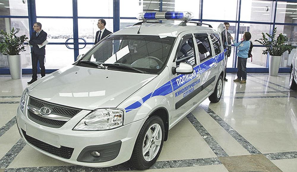 АВТОВАЗ будет производить спецверсии LADA Largus для МЧС и полиции