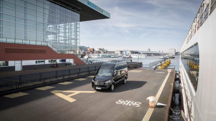 Новый Mercedes-Benz Sprinter стал бестселлером марки в России