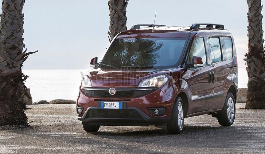 В России больше не будет продаваться минивэн Fiat Doblo