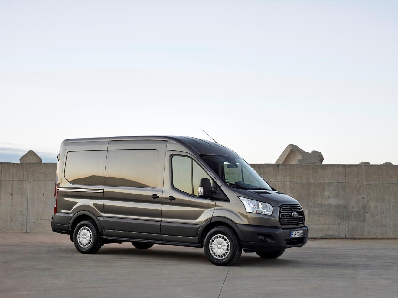 Российские покупатели Ford Transit по программе Trade-in в 2016 г. отказались от LCV автомобилей конкурирующих иностранных брендов