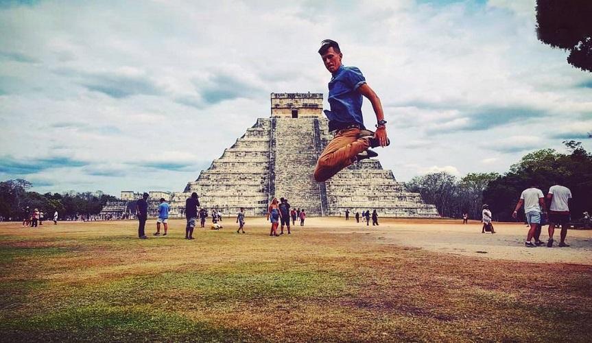 «Мексиканский блог белоруса»: путешествие начинается