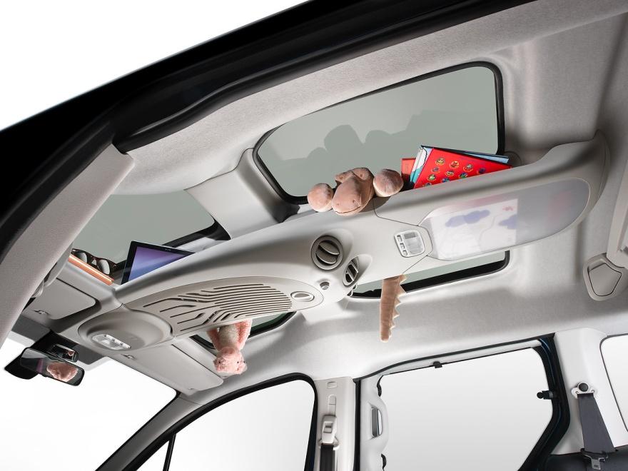 Citroen Berlingo Multispace вновь обзавёлся дизельным двигателем