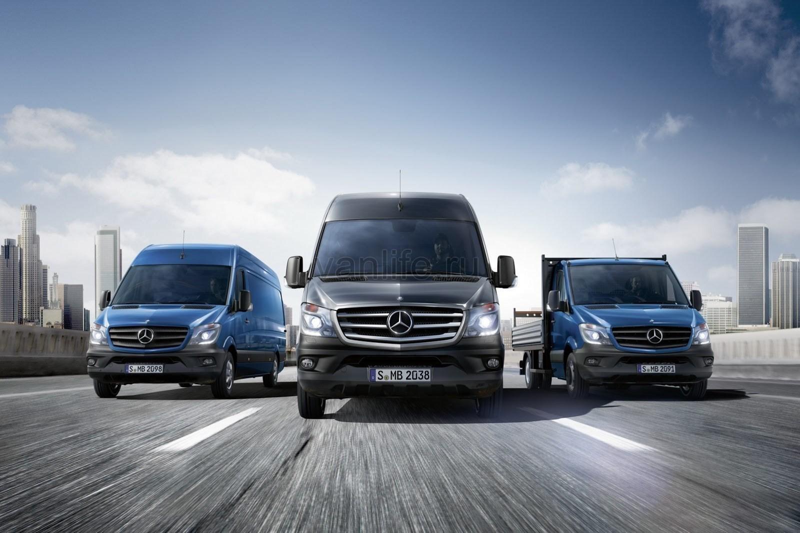 В России будут производить двигатели Евро-5 от компании «Mercedes-Benz»