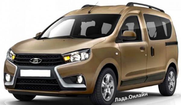 АВТОВАЗ может начать продажи LADA Van в 2020 году