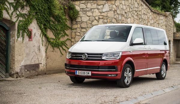 В сентябре отметился рост продаж марки Volkswagen Коммерческие автомобили