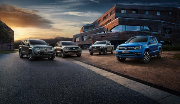 Volkswagen Amarok мощностью 258 л.с доступен в России