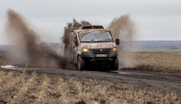 Автомобили «ГАЗель NEXT» стали призёрами IV этапа Чемпионата России по ралли-рейдам