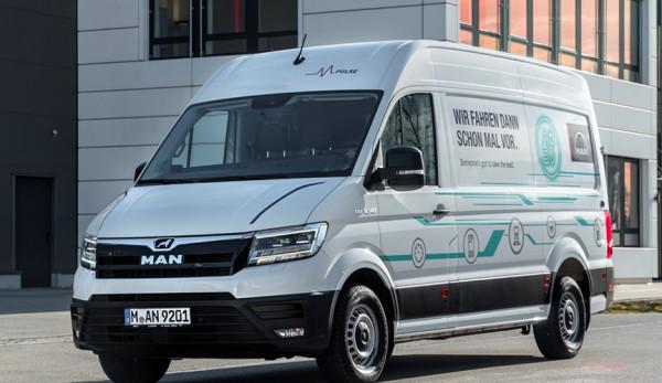 MAN eTGE и MAN eTGM выиграли Европейскую транспортную премию