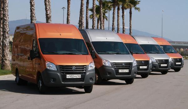 Российский рынок LCV в мае занял седьмое место в Европе