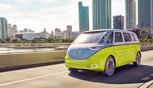 Электробус от Volkswagen получит легендарное название