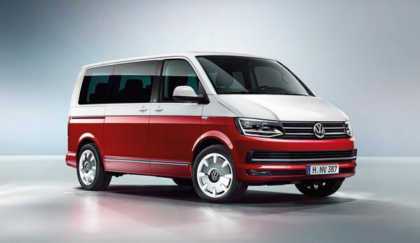 Фургоны Volkswagen T6.1 попали под отзыв в России