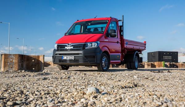 Компания MAN расширила линейку грузовых автомобилей