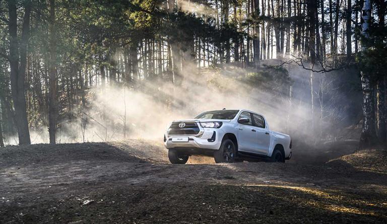 На российский рынок вышел обновлённый Toyota Hilux