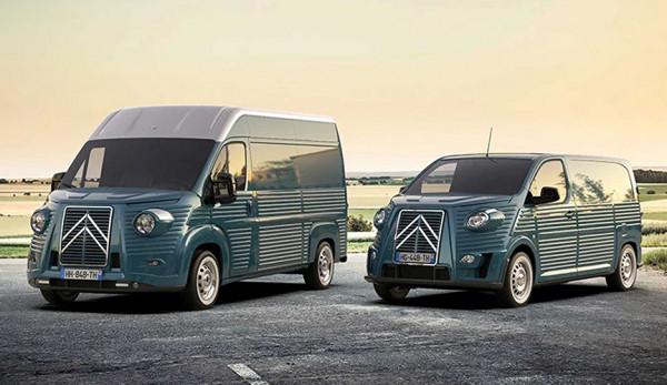 Новые автомобили Citroen будут выглядеть как легендарный Type H