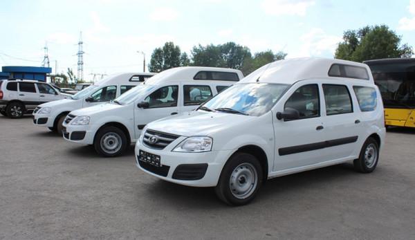 В Тольятти появилось LADA Largus такси для перевозки маломобильных граждан