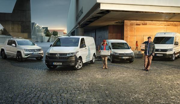 Марка Volkswagen Коммерческие автомобили рассказала о ближайших перспективах