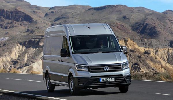 Фургоны Volkswagen Crafter попали под отзыв в России