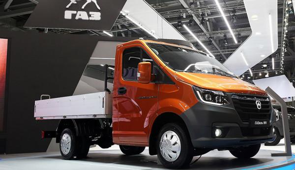 «Группа ГАЗ» рассказала о начале производства новой «ГАЗели NN»
