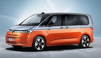 Мировая премьера нового Volkswagen Multivan