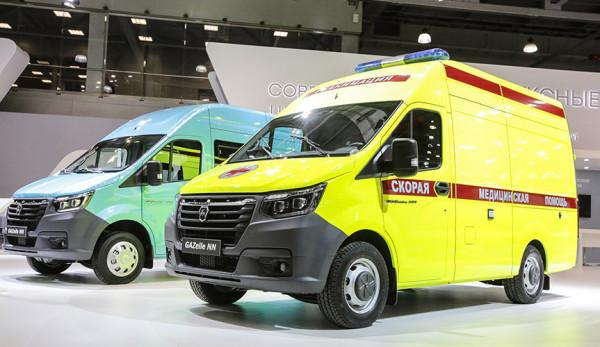 «Группа ГАЗ» представляет линейку машин нового поколения NN