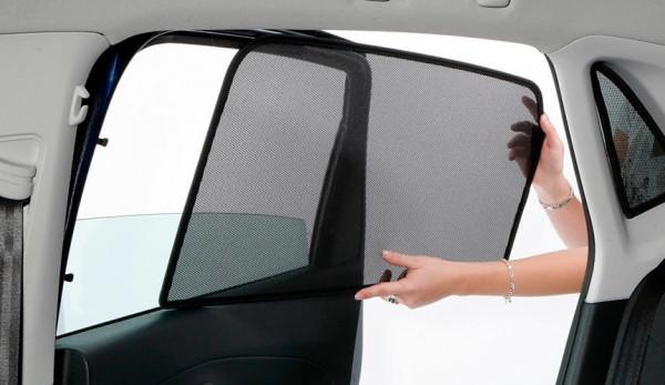 За шторки на стёклах автомобиля можно лишиться прав