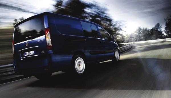 Фургон Fiat Scudo уходит с российского рынка