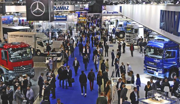 Новинки лёгкого коммерческого транспорта на выставке COMTRANS 2017