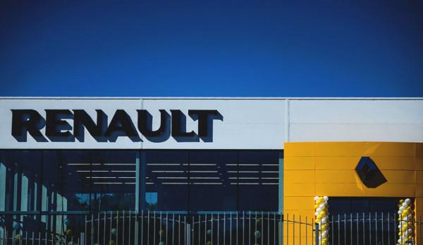 Renault Store: новый формат оформления дилерской сети в России