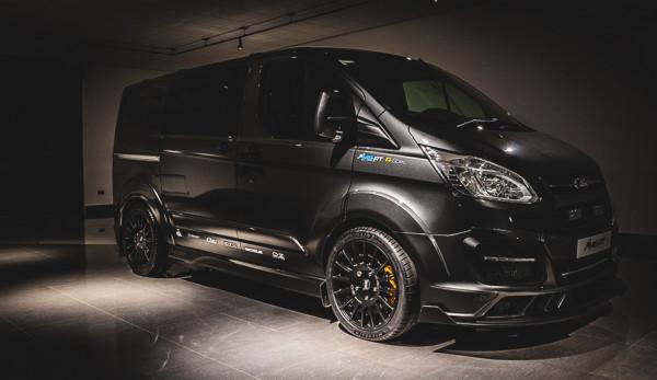 Британская компания MS-RT подготовила спецверсию фургона Ford Transit Custom