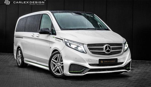 Тюнинговая компания Carlex подготовила новую спецверсию Mercedes-Benz Vito