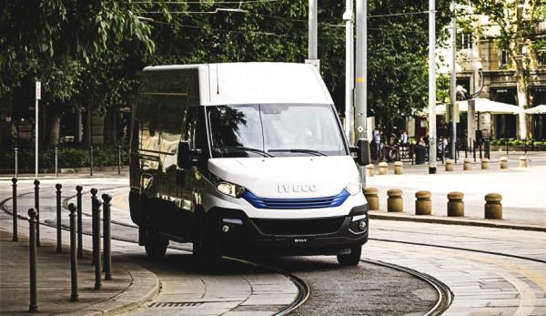 Компания IVECO представляет новую экологичную линейку Daily Blue Power
