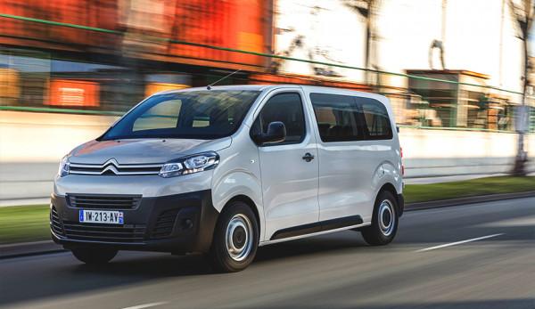 Запуск полного цикла производства Citroën Jumpy и Peugeot Expert в Калуге намечен на 2018 год
