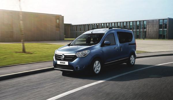 В России стартуют онлайн-продажи нового Renault Dokker