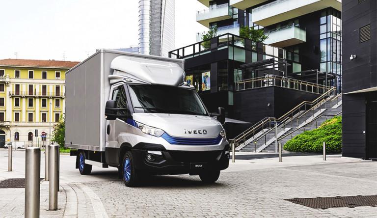 IVECO Daily Blue Power получил титул «Международный фургон года 2018»