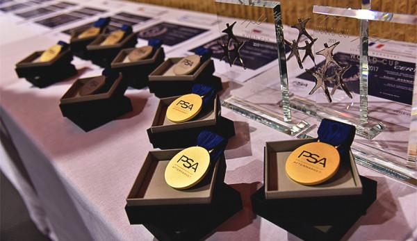 PSA Aftermarket наградила лучших директоров сервиса Groupe PSA