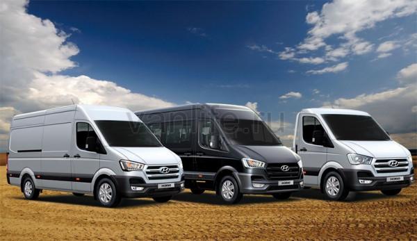 «Hyundai» представит новые коммерческие авто для России