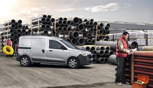 Продажи Renault Dokker стартовали в официальной дилерской сети